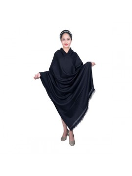 Ladies Plain Pashmina Shawl
